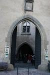 Výstava Dva Pohledy - vernisaž na Karlštejně